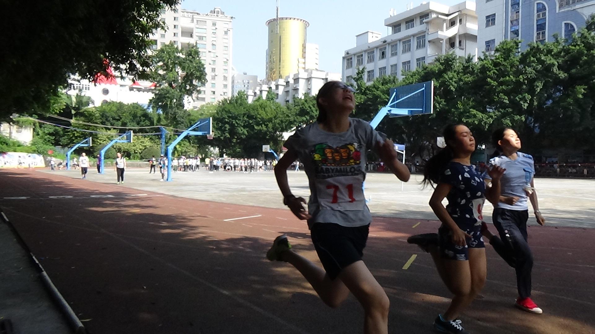 柳州二中第26届体育节成功举办
